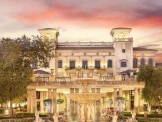Palazzo Hotel at Montecasino