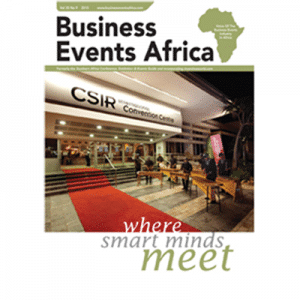 Business Events Africa - Volume 35 No 9