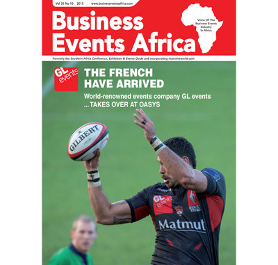 Business Events Africa - Volume 35 No 10