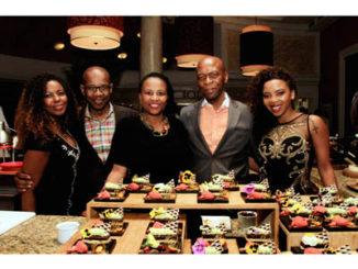 Carol, Zuzi, Fihliwe, Vusi & Becky