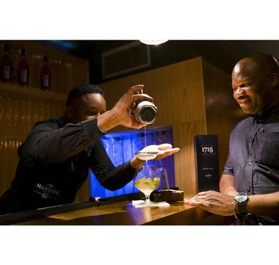 Martell Cognac Bar