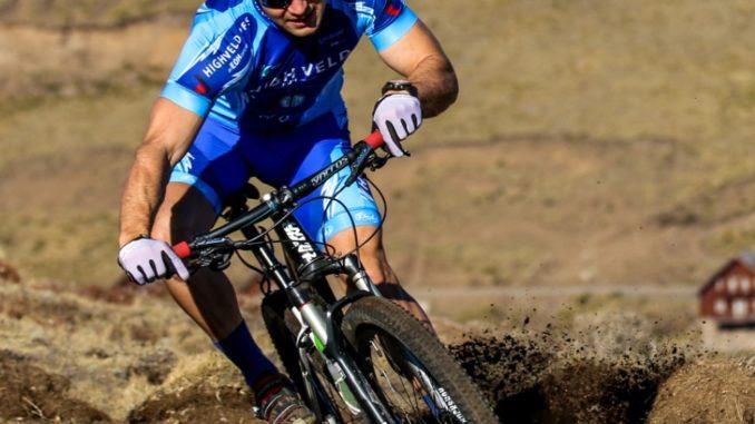 Cycling at Glenburn