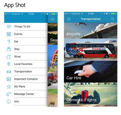 Head South Media App