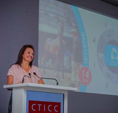 Julie-May Ellingson, CEO, CTICC