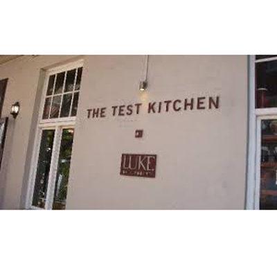 The Test Kitchen