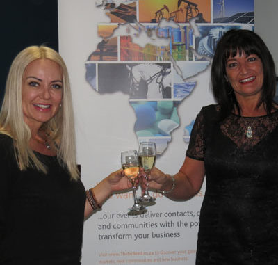 Carol Weaving, MD, Thebe Reed Exhibitions & Hanli Kritzinger, founder of Africa Automation
