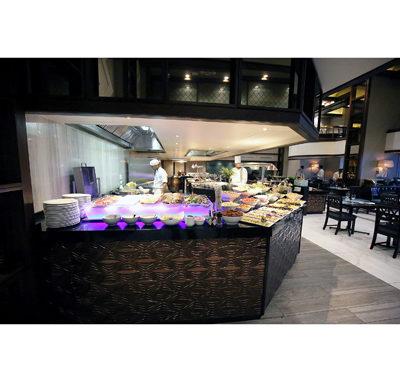 Lingela Restaurant at the Elangeni Maharani