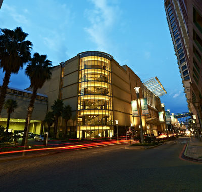 The Sandton Convention Centre
