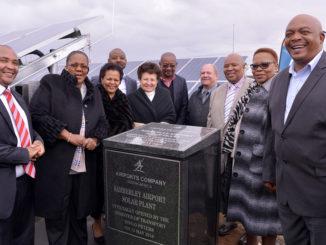 Kimberley Airport solar Plant