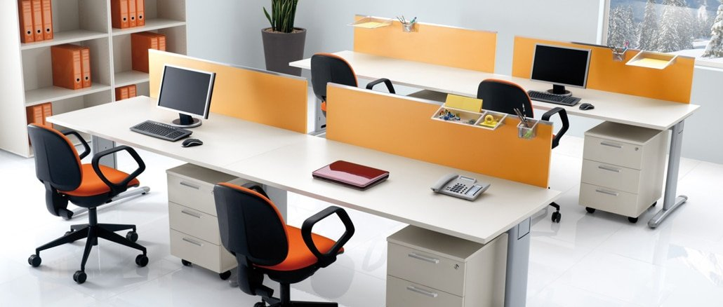 How can businesses use interior design to boost for Office design productivity research