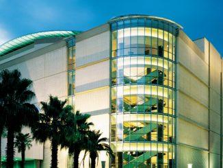 Sandton Convention Centre external