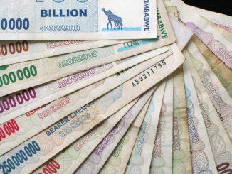 Zimbabwe currency image