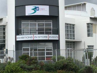3D Cape premises