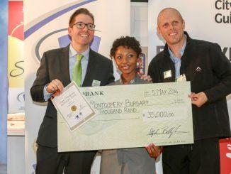 Adam Duncan, Bryan Montgomery Bursary winner