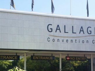 Gallagher Convention Centre Entrance 2