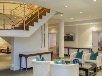 Fancourt reception area