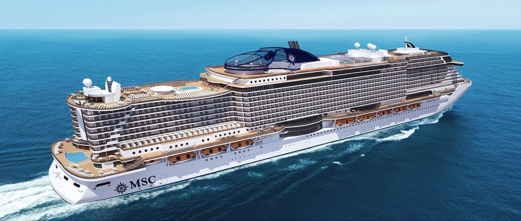 MSC Seaview Will Be Deployed In The Mediterranean As Of Summer - Cruise ship packages south africa