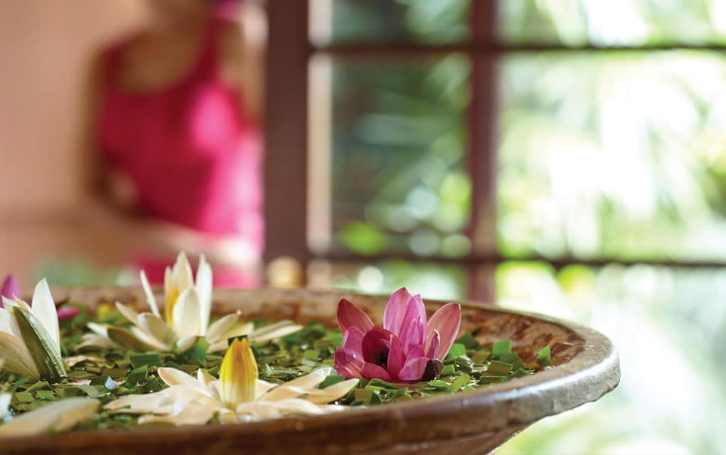 Four Seasons Spa Westcliff Will Be Joined By Balinese Therapists In May