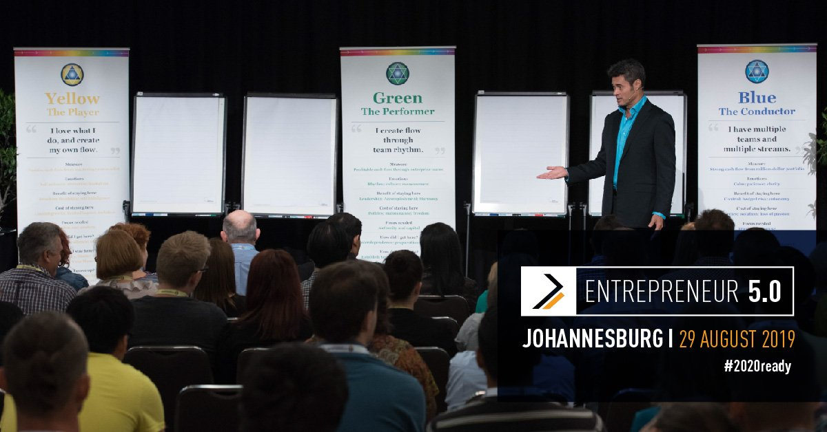Entrepreneur 5 0 – Johannesburg - Business Events Africa