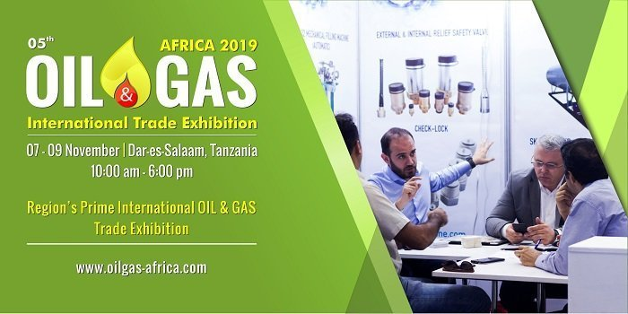 5th Oil and Gas Tanzania 2019 - Business Events Africa