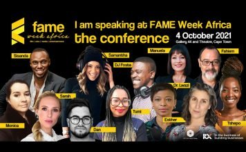 12 industry leaders to see at FAME Week Africa 2021